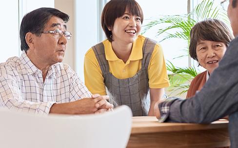 5つのポイントでわかる!介護職の基本的なコミュニケーション