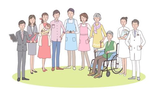 介護職の仕事内容とは?キャリアアップに欠かせない資格とあわせて徹底解説