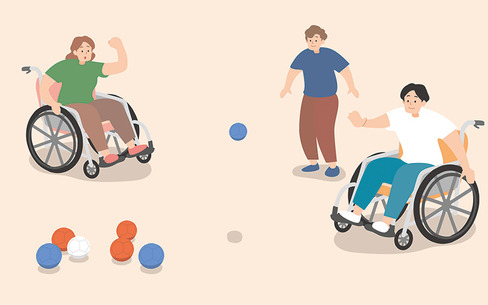 介護レクで人気!ボッチャのルール、用具、高齢者向けアレンジを徹底解説